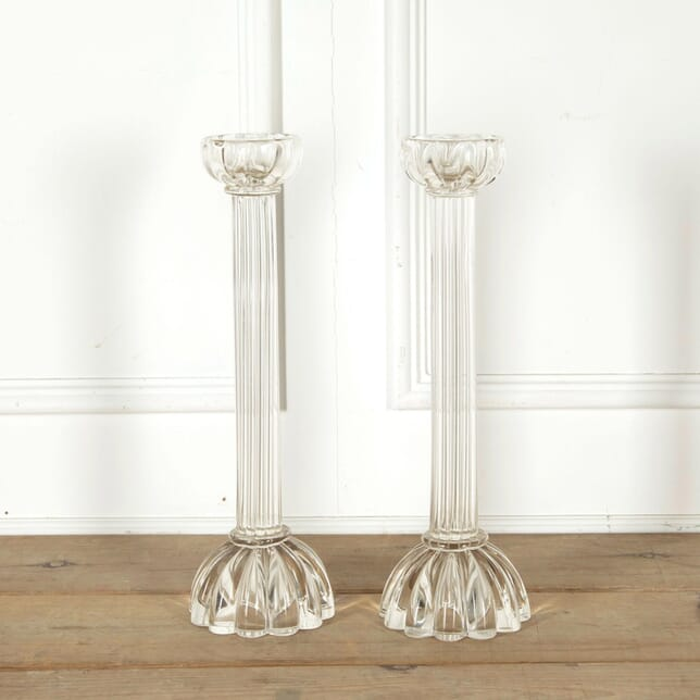 Pair of Seguso Candlesticks DA298443