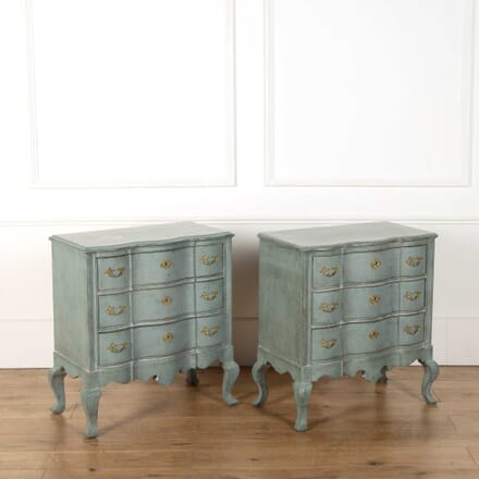 Pair of Swedish Commodes CC438392