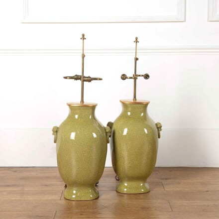 Pair of Table Lamps LT638104