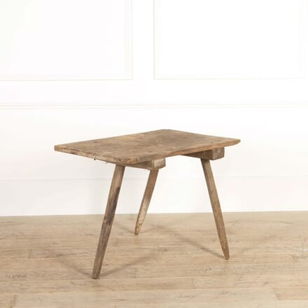 Primitive 3 Leg Occasional Table TC528791