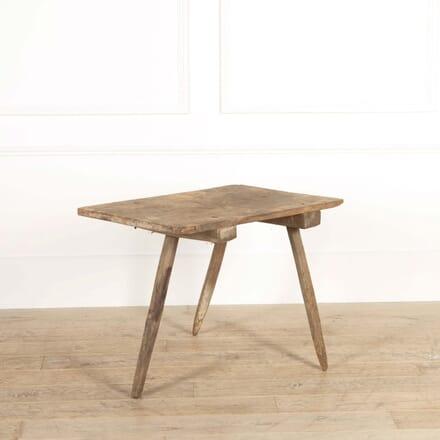 Primitive 3 Leg Occasional Table TC528791