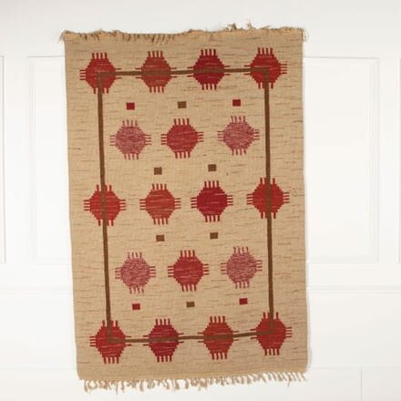 Rare Swedish Flatweave Rug RT2761144
