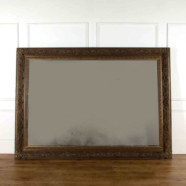 Large Scale Rococo Mirror MI538202