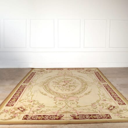 Aubusson Style Rug or Wall Hanging RT7260184