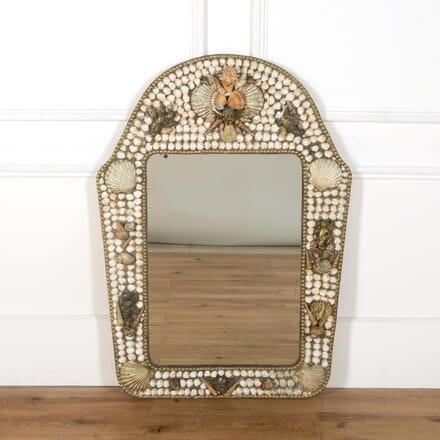 Seashell Mirror MI748842