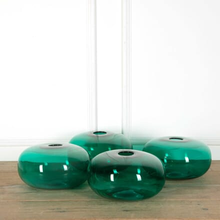 Set of Four Murano Art Glass Vases DA408288