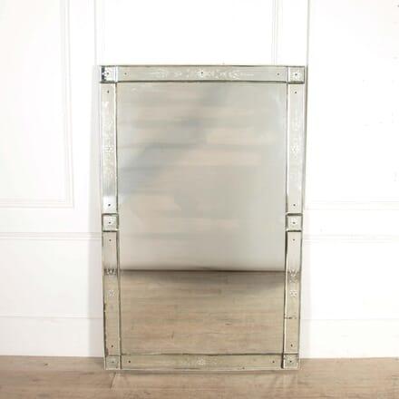 Signed Venetian Mirror MI288466