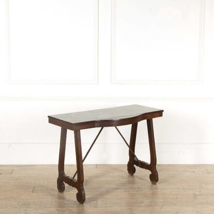 Spanish Walnut Side Table CO398369