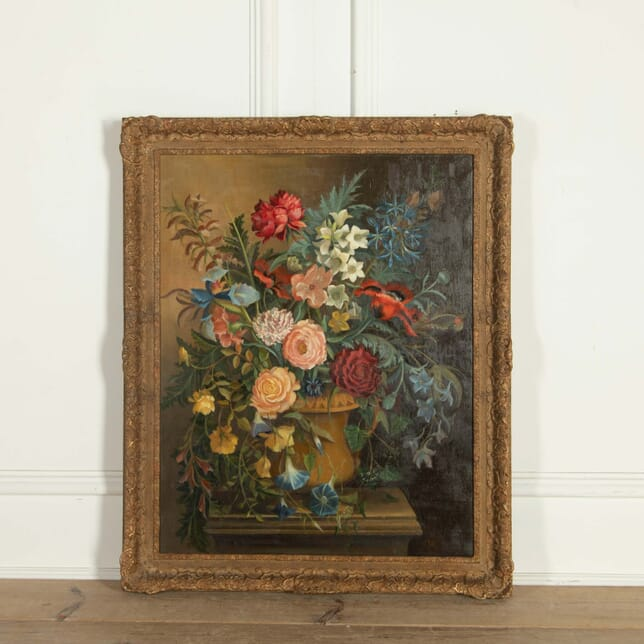 Still Life of Flowers WD288458