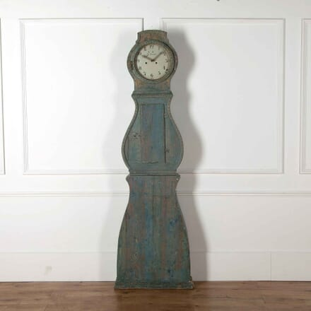 Swedish Longcase Clock DA438095