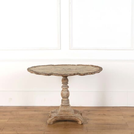 Swedish Rococo Original Painted Table TC738783