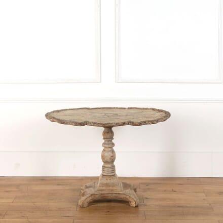 Swedish Rococo Original Painted Table TC738783
