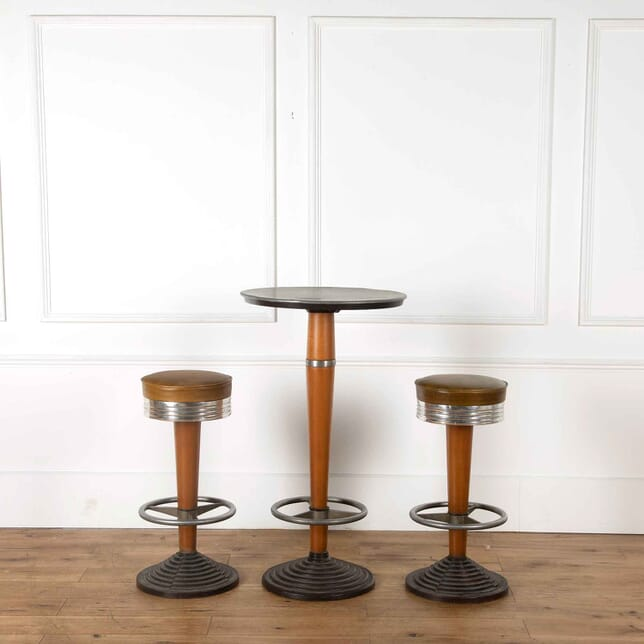 Swivel Topped Bars Stools and Tables ST538201