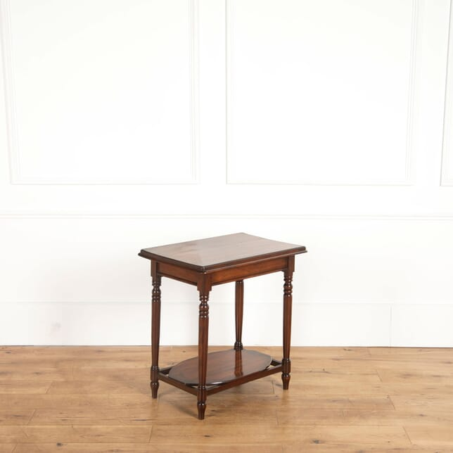Solid Yew Wood Occasional Table TC037772
