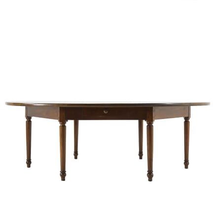 Large Ten Seat French 19th Century Walnut Dining Table TD067733