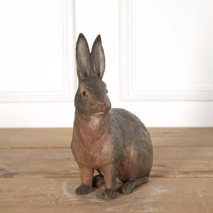 Terracotta Model of a Hare GA558672