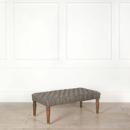 The Deep Buttoned Loxford Ottoman OF958774