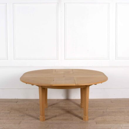 The Hilston Metamorphic Oak Table TD108190