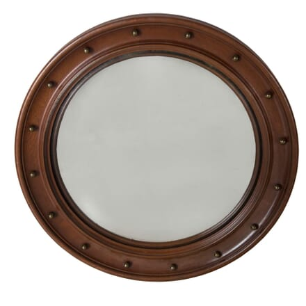 Nautical Style Convex Mirror MI1559475