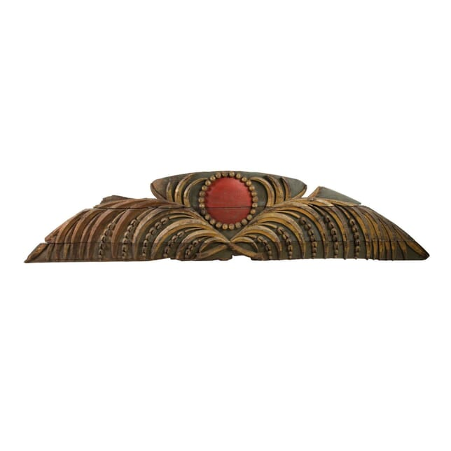Empire Palm Leaf Wall Hanging WD6057467