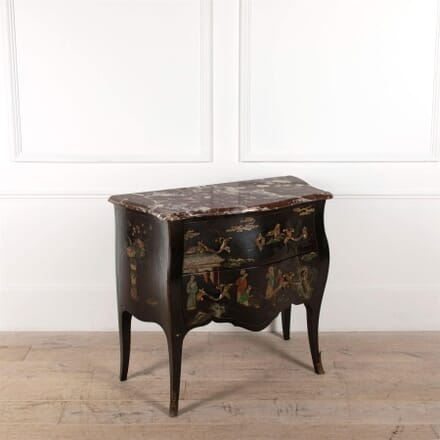 French Lacquered Commode CC4861490