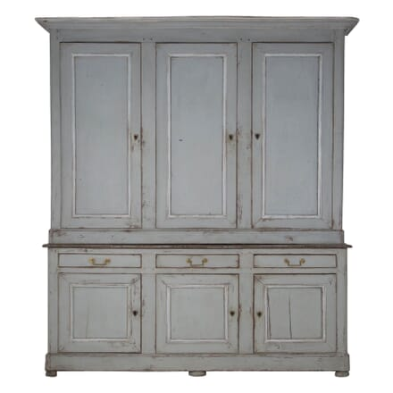 Late 18th Century Painted French Buffet a Deux Corps BU172536