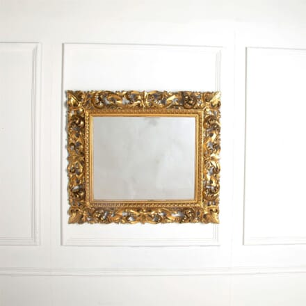 French 19th Century Gilt Mirror MI5261340