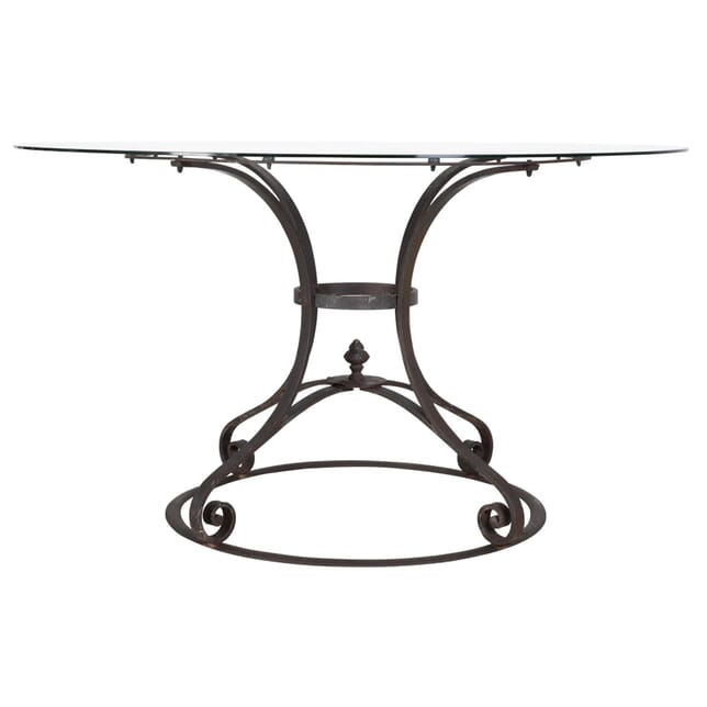 Wrought Iron Centre Table TC368430