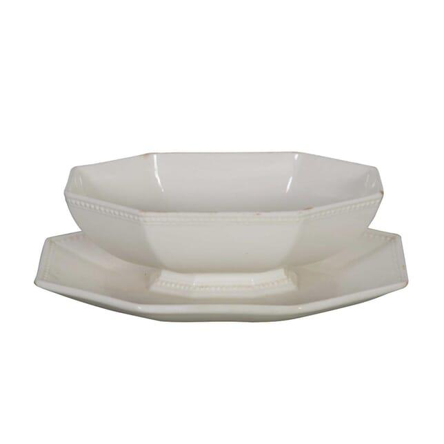 Creamware Sauce Boat DA0155564