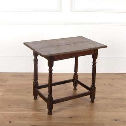 17th Century Oak Centre Table TC4762179