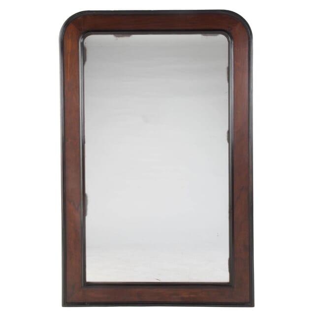 Large 19th Century Mirror MI157930