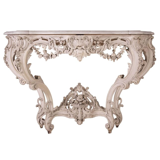 19th Century Carved Wood Console CO0158406
