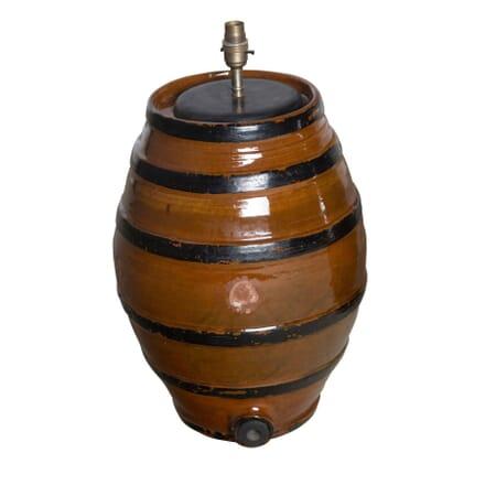 Barrel Lamp LT1561031