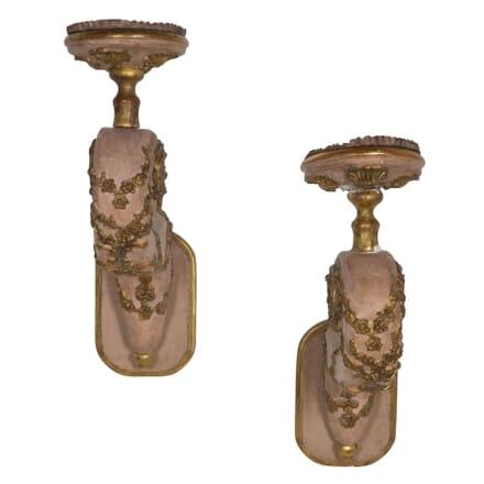 Pair of 18th Century Italian Sconces LW022975