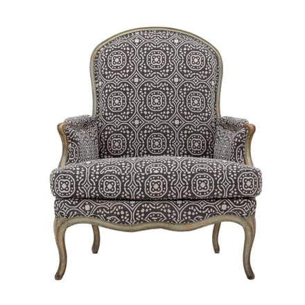 18th Century French Bergere Chair CH0659523