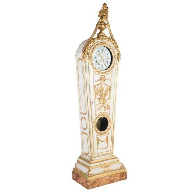 Louis XVI Decorated Longcase Clock DA035278