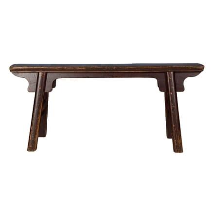 20th Century Wooden Bench SB3757075