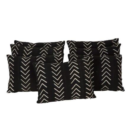 African Mud Cloth Cushion RT0159034