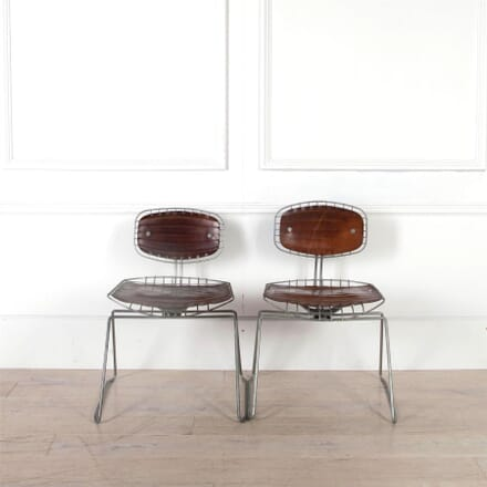 'Beaubourg' Chairs by Michel Cadestin & Georges Laurent CH2961029