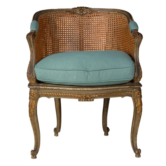 19th Century French Tub Chair CH3757078