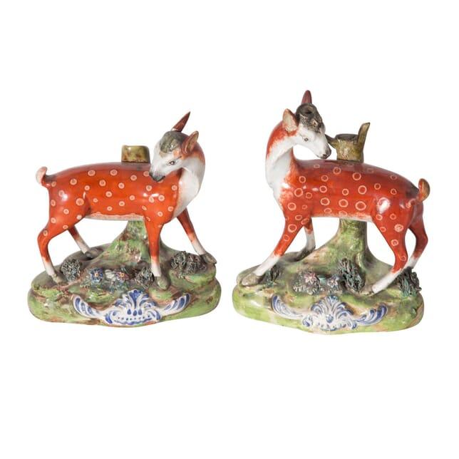 Pair of Staffordshire Deer DA5558756