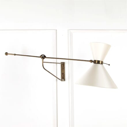 1950's French Wall Light by Lunel LW577426
