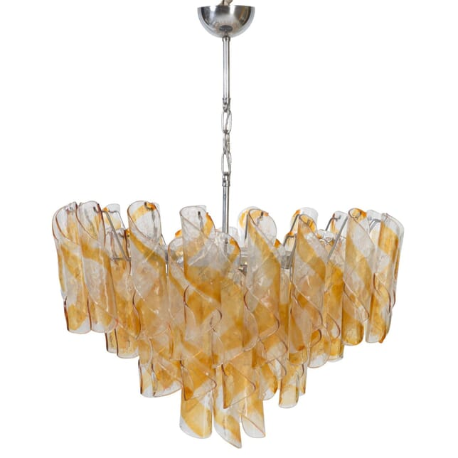 Shirley Temple Mazzega Chandelier LC308952