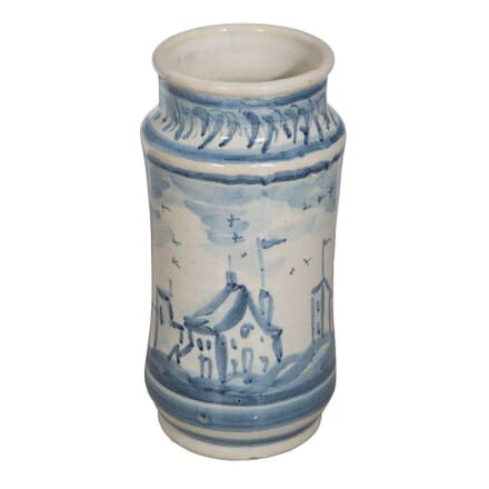 18th Century French Faience Vase DA9058187