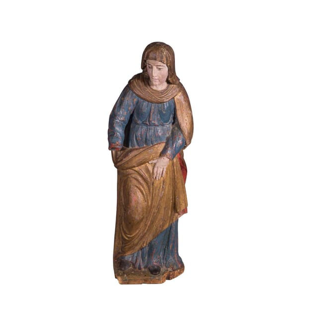 19th Century Devotional Figure DA6858534