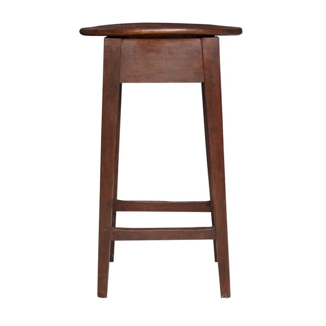 19th Century Mahogany Stool ST5556054
