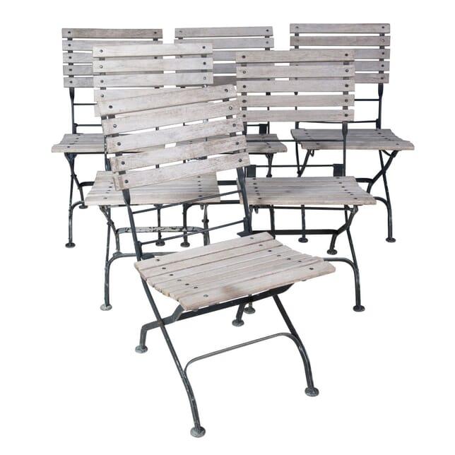 Six Folding Chairs GA3757053
