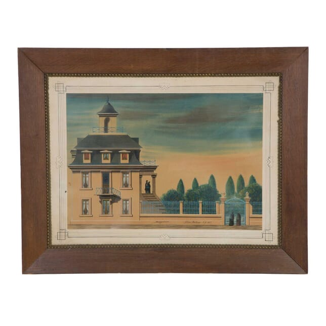 Print of House WD5558047