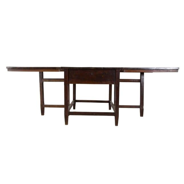 19th Century French Gate Leg Table TD3753587
