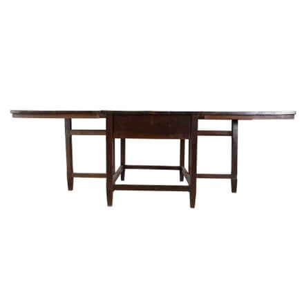 French 19th Century Gate Leg Table TD3753587